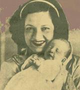 Vet Boswell Jones Baby Picture