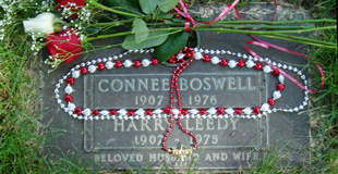 Connee Boswell Grave